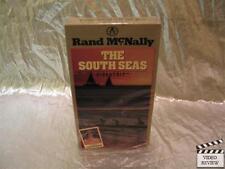 Rand McNally The South Seas Videotrip VHS Tricia Springer
