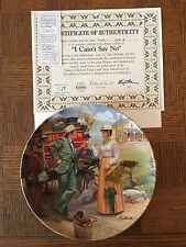 """Knowles China """"Oklahoma"""" Plate Collection, New w/ Original Boxes"""
