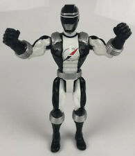 Bandai 2006 Power Rangers Black Ranger Operation Overdrive Action Figure