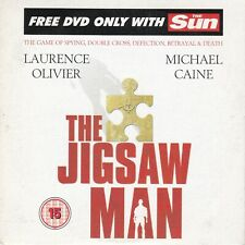 THE JIGSAW MAN Michael Caine , Laurence Olivier ( THE SUN Newspaper DVD )