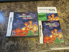 ADVANCE WARS DUAL STRIKE CASE & MANUALS (NO GAME) GOOD CONDITION  FAST/FREE SHIP