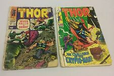 Thor #149 174 2nd appearance Wrecker origin inhumans 1st crypto man jasper whyte