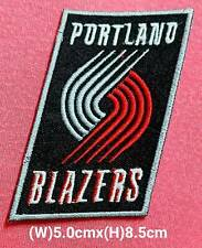 Portland Blazers basketball patch Logo sport Embroidery iron,sewing on clothes