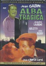 Alba trágico. Remasterizado edición (1939) DVD