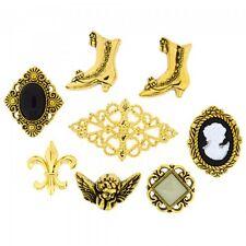 Jesse James Buttons - Dress It Up -Nostalgic Treasurers 184 Victorian Sewing