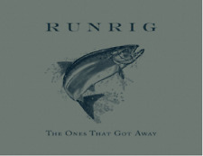 RUNRIG 'THE ONES THAT GOT AWAY' CD (2018)