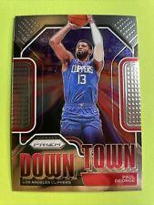 2020-21 Prizm - DOWNTOWN - Paul George #3 - LA Clippers (C17)
