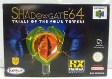 Shadowgate 64 Nintendo 64 N64 PAL ITA