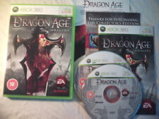 Dragon Age Origins Collector's Edition video game Xbox 360