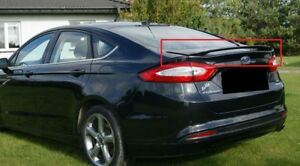 FORD MONDEO 5 MK5 SALOON / SEDAN FROM 2014 SPOILER POSTERIORE NEW FORD FUSION