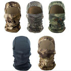 Tactical Outdoor Ski Quick-drying Balaclava Full Face Mask Python Camouflage