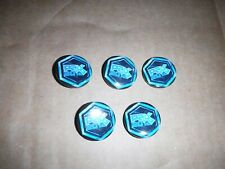 NEW LOT OF 5 RARE EXCLUSIVE LEAGUE OF LEGENDS PIN FROM PAX 2012