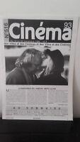 Cine - N º 516-16 A 30 Septiembre 1993 - La Nacimiento De EL AMOR