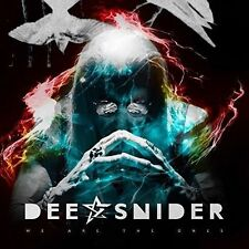 We Are the Ones [Digipak] DEE SNIDER ( TWISTED SISTER)