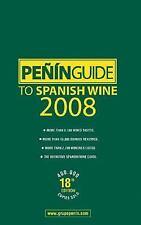 Penin Guide to Spanish Wine 2008 by Penin, Jose