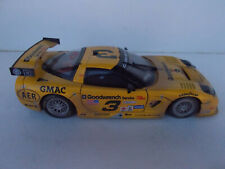 2001 Dale Earnhardt #3 Corvette Racing Action 1:18 C5R Raced Version READ!