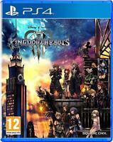 Kingdom Hearts 3 III (PS4 PlayStation 4) (NEU & OVP) (Blitzversand)