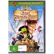 DVD MUPPET TREASURE ISLAND DISNEY 50AnniversaryEdition +SpecialFeatures R4 [BNS]