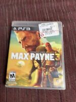 PS3 / Sony Playstation 3 game - Max Payne 3