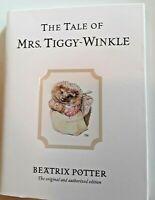 The Tale of Mrs. Tiggy-Winkle (The original Peter Rabbit books)-Beatrix Potter