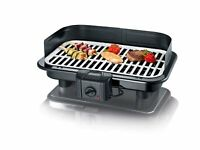 Electric Grill Barbecue with Cast Iron Ceramic Grill 2500W Made in Germany NEW