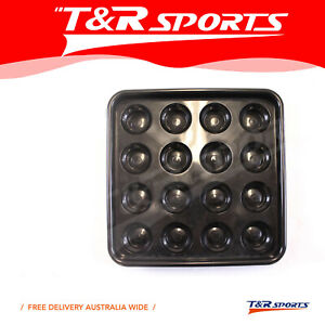 CLEARANCE 1x Plastic Quality 16 Ball Tray for 8 ball Pool Billiard Balls