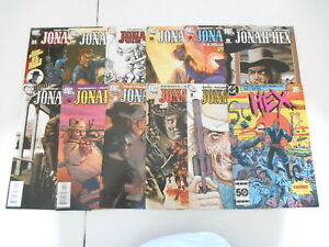 Jonah Hex #1-70 + (#1 - 1985; What's Next #1)., (DC), 7.0 FN/VF to 9.0 VF/NM