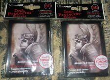 Darkside of Oz Monkey General Sleeves 50ct Ultra Pro Lot of 2 Packs Sealed