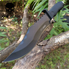 13.2IN Fixed Blade Knives Tactical Knife Survival and Hunting Knife 6.9In Blade