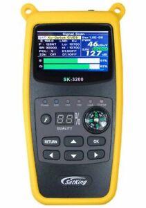 SatKing SK3200 Digital VAST Foxtel TV Signal Finder Align your Satellite Dish