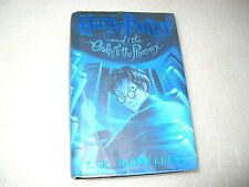 HARRY POTTER ORDER OF THE PHOENIX 1ST EDITION 3RD PRINTING NEVER READ