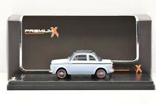 NSU FIAT WEINSBERG 500 1960 LIGHT BLUE PREMIUM X 1/43 NEUF EN BOITE