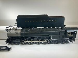 Sunset Models O Brass PRR 6-8-6 S-2 Steam Loco # 6200 ( Not working )