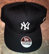 New York Yankees New Era Fitted Hat 7 3/4 NY Logo Navy New Free Shipping MLB