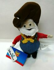 "RARE Disney Quest Toy Story 2  1999  10"" Stinky Pete Prospector Doll w/Tags #2"