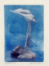 John Barrack Milwaukee Wisconsin Artist Signed Original Print (VII)