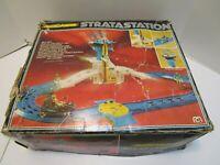 1976 MEGO MICRONAUTS STRATASTATION W/BOX