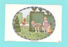 H. Willebeek Le Mair Artist Signed Vintage Postcard