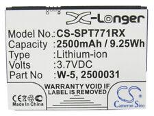 2500031 2500060 Battery for At&T Unite Unite-344B Netgear Aircard 782s New