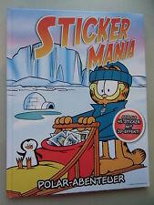 Sammelbilderalbum Sticker Mania Polar-Abenteuer