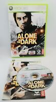 Alone in the Dark Video Game for Xbox 360 PAL TESTED