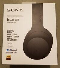 Sony H.ear on Wireless Noise Cancelling Headphone Bluetooth Black