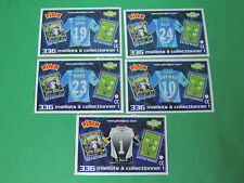 Magnet equipe LE HAVRE Just Foot - Pitch 2009 maillot football lot #15