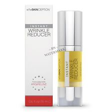Skinception Instant Wrinkle Reducer Argireline Hyaluronic Acid Serum Face Cream