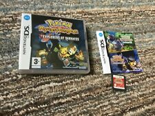 POKEMON MYSTERY DUNGEON EXPLORERS Of DARKNESS DS LITE DSI 2DS 3DS 100%.. GENUINE