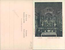 LORETO - INTERNO DELLA SANTA CASA         (rif.fg.11659)