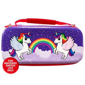 Nintendo Switch Lite Unicorn Protective Carry and Storage Case