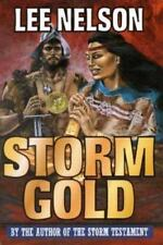 Storm Gold Nelson, Lee Hardcover Collectible - Like New