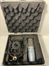 AKG Perception 220 Condenser Cable Professional Microphone Untested