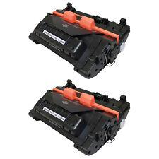 2PK CE390A 90A Toner cartridge For HP LaserJet Enterprise 600 M601dn M603dn